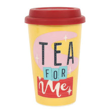 Tea for Me Thermal Travel Mug