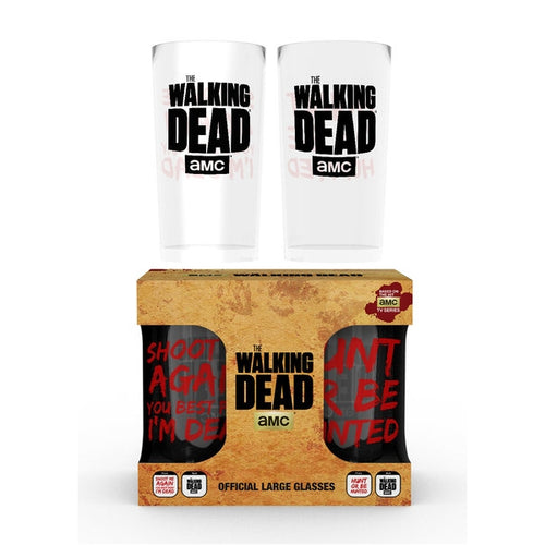 Walking Dead: Glass - Twin Pack