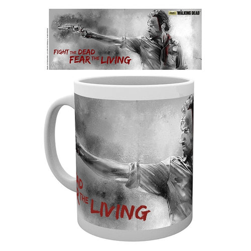 Walking Dead - Rick Mug
