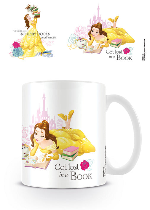Beauty and the Beast: Chip 'Get Lost in a Book' Mug