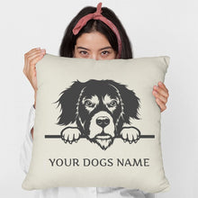Personalised or Non-Personalised Bernese Mountain dog Cushion
