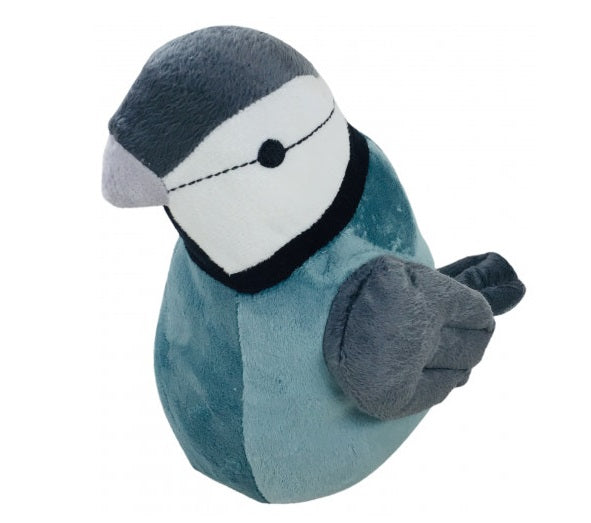 Bird Doorstop - Available in Blue or Yellow