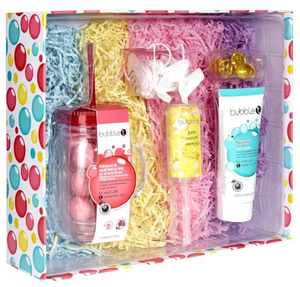 Bubble T Bath and Shower Parcel Gift Set