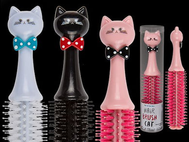 Cat Style Hair Brush - 3 colours available