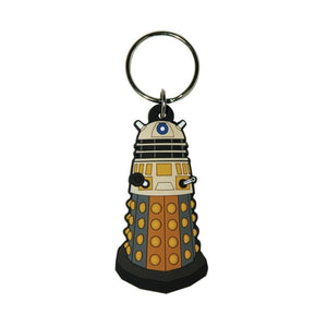 Doctor Who Dalek Keyring - Free Shipping
