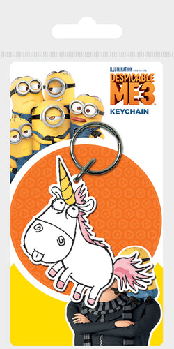 Despicable Me 3 Unicorn Keyring - Free Shipping