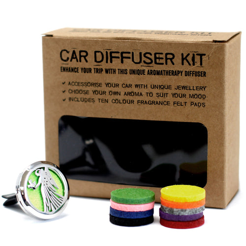 Aromatherapy Car Diffuser Kit - Various Designs Available