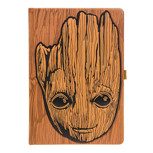 Guardians of the Galaxy Vol 2. Baby Groot A5 Notebook