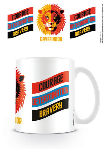 Harry Potter 'Hogwarts House Traits' Mug - Choose your House