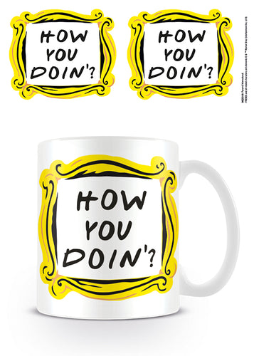 Friends 'How You Doin' Mug