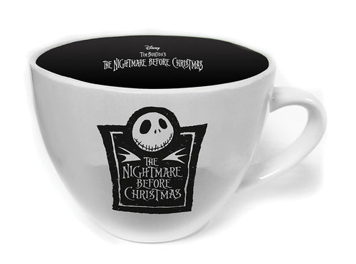 Disney The Nightmare Before Christmas Coffee / Cappuccino Mug