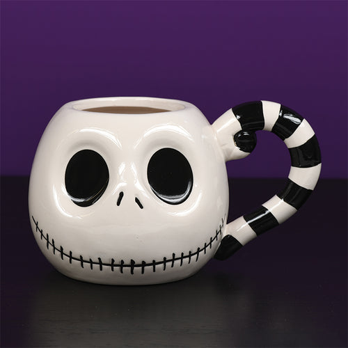 Disney Nightmare Before Christmas - Jack Head Mug