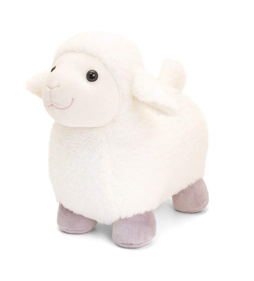 Keel Toys Standing Sheep (20cm) Soft Toy - Perfect alternative Easter Gift!