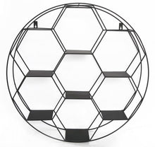Hexagon Cut Wall Shelf Unit - Available in 50cm and 67cm - LIMITED STOCK