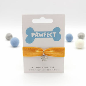 'Pawfect' Stretch Bracelet for Children