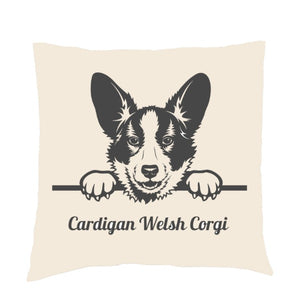 Cardigan Welsh Corgi Cushion
