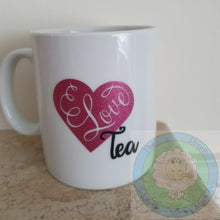 Customisable 'Love' Mug - various options available