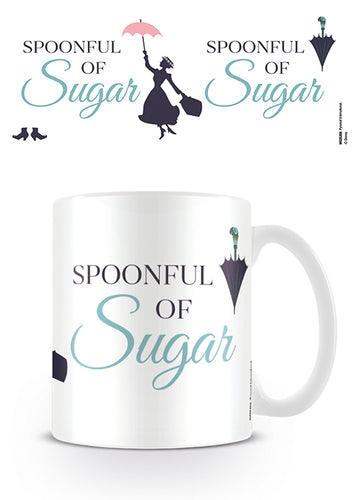 Mary Poppins 'Spoonful of Sugar' Mug