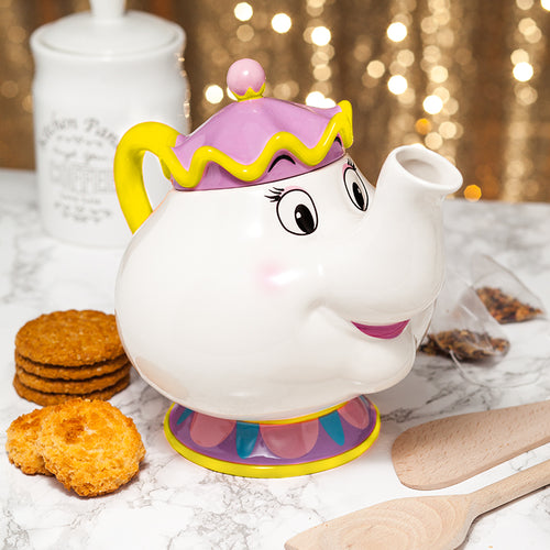 Beauty and the Beast: Mrs Potts Tea Pot