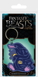 Fantastic Beasts and Where to Find Them - Free Shipping - Niffler Keyring