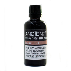 Aromatherapy Essential Oil - Patchouli