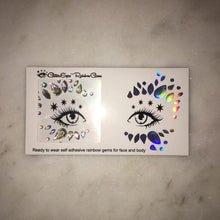 Festival Ready Glitter Eyes: Rainbow Gems