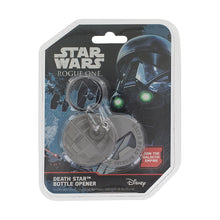 Star Wars Death Star (Rogue 1) Keyring - with added Bottle Opener