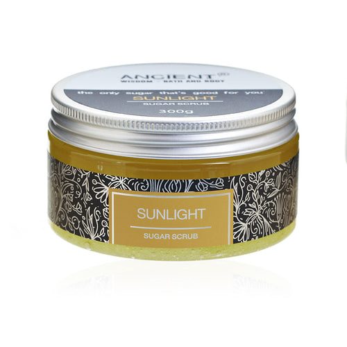 Sunlight (Citrus) Body Sugar Scrub