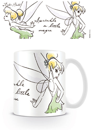 Disney Tinker Bell - 'Sprinkle some Magic' Mug