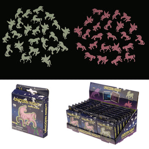 Glow in the Dark Unicorn Wall / Ceiling Stickers