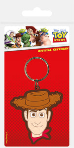 Disney Pixar Toy Story - Woody Keyring - Free UK Shipping