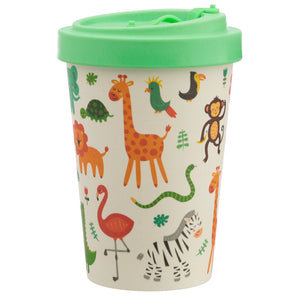 Bamboo Composite Zooniverse Travel Mug