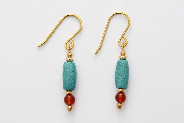 Authentically created and designed Egyptian-inspired jewellery by Designer maker Cate Fasnacht.