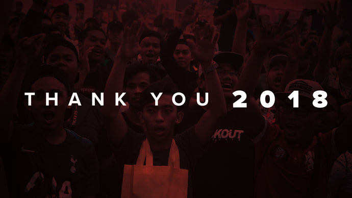 THANK YOU 2018