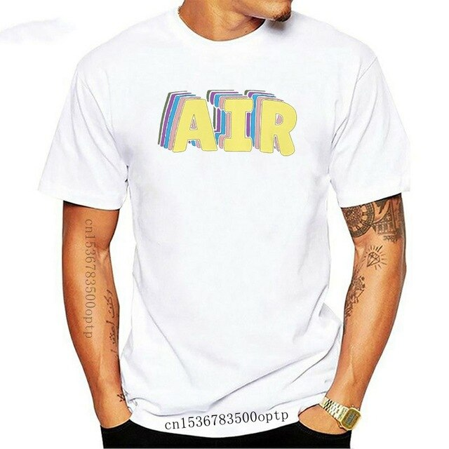 AIR SW Lookalike T Shirt air more air sean wotherspoon va to la shoes sneaker venice hypebeast
