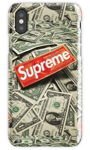 Supreme Cash Money Mobile Cover