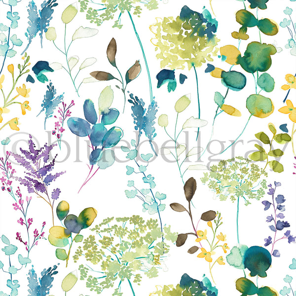 Botanical Fabric