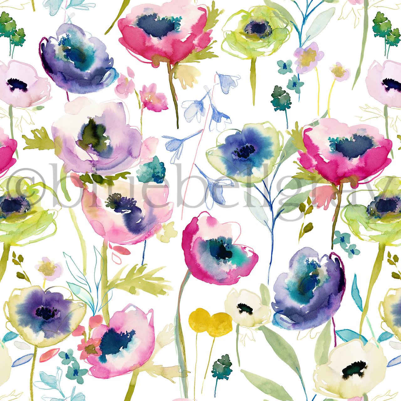 Grande North Garden Fabric