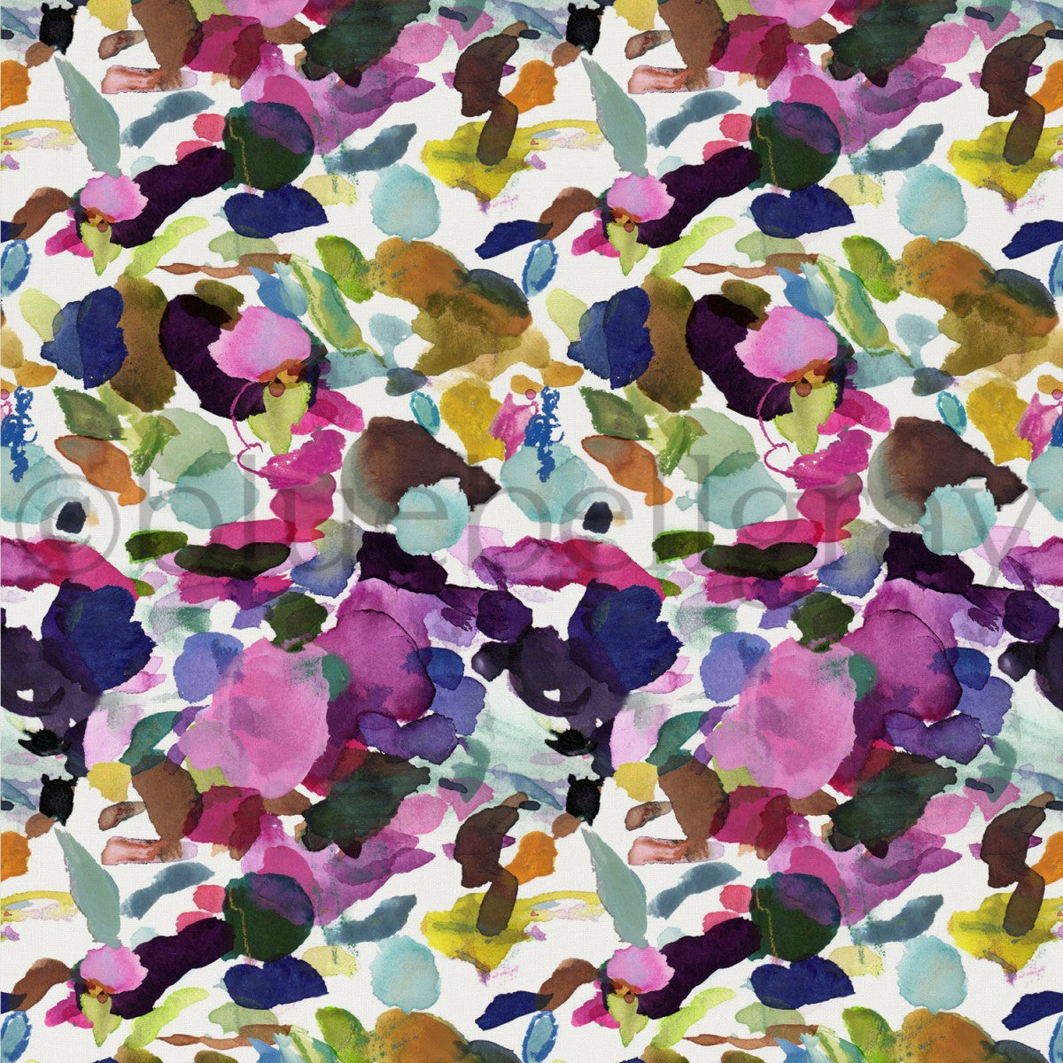 James Summer Fabric