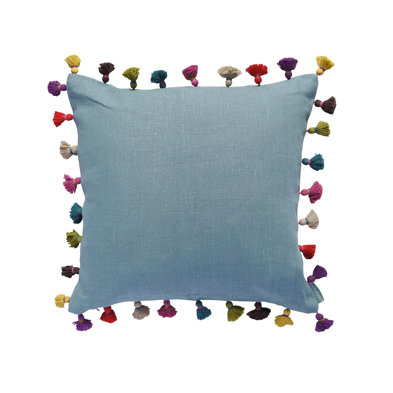 Spa Tassel Cushion