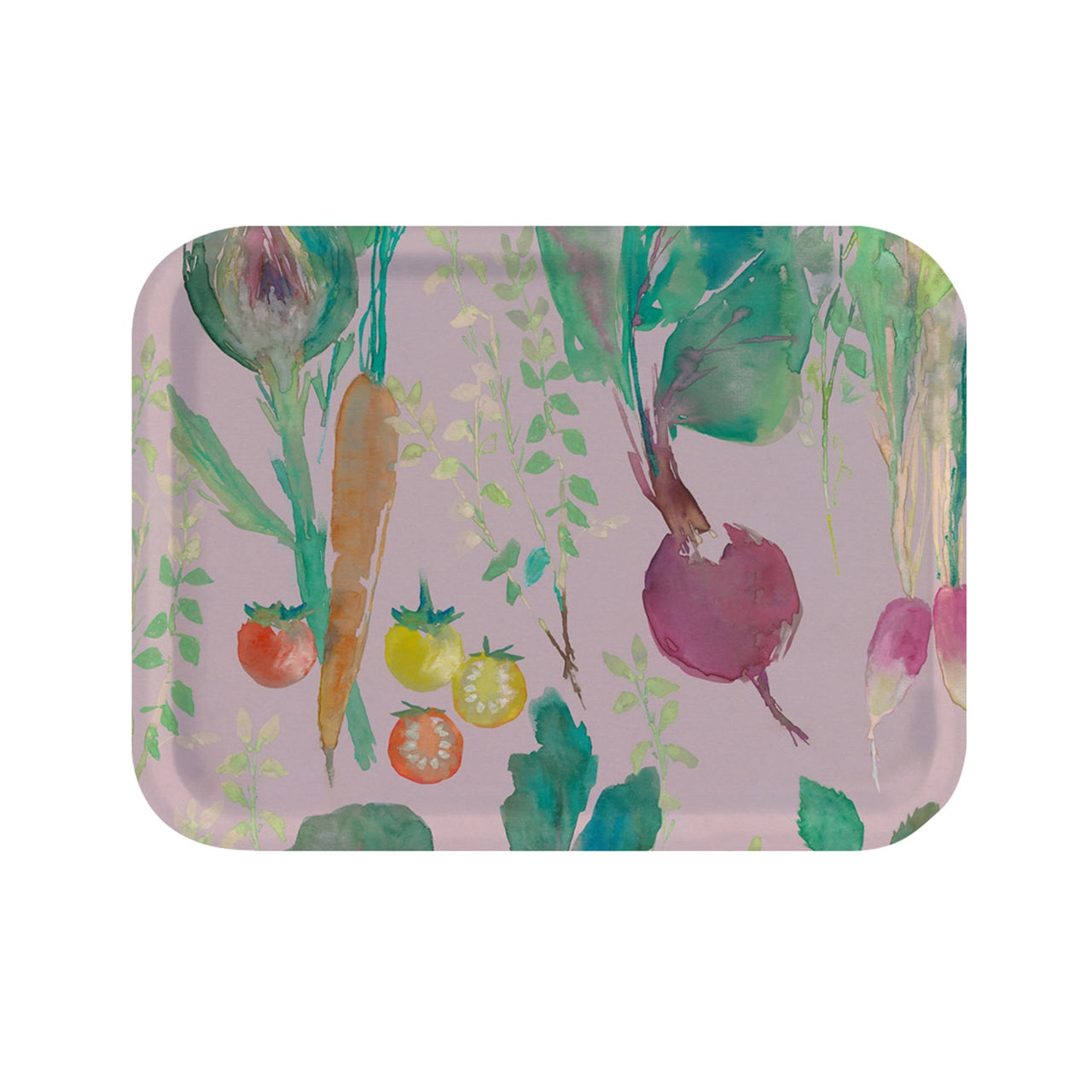 Vegetable Patch Rosehip Mini Tray