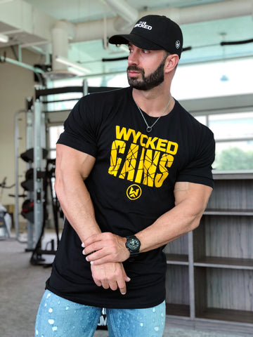 WYCKED GAINS - WARRIOR GOLD
