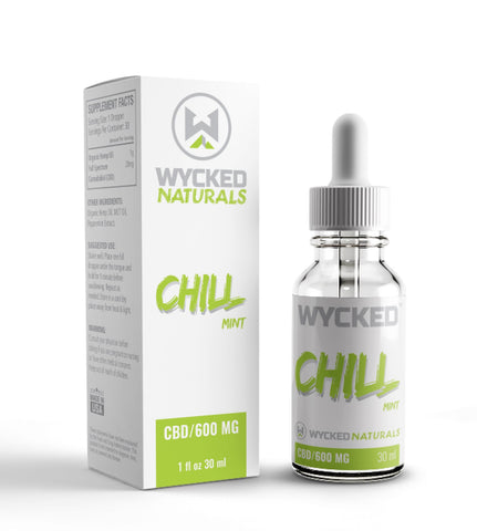 "WYCKED CHILL 600mg ""MINT"""