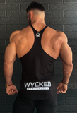 Wycked Cotton Stringer- Black