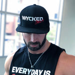 """WYCKED DELTS"" SNAP-BACK"