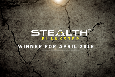 Plankster Winner for April 2019