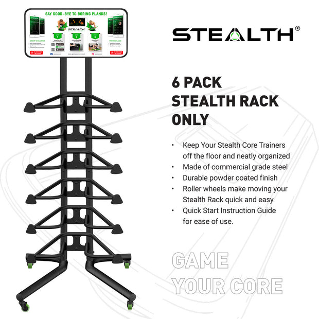 6 Pack Rack Extension