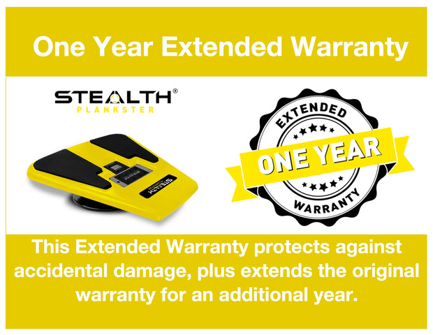 1 Year Plankster Extended Warranty