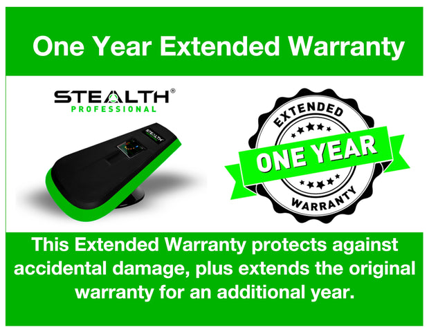 1 Year Professional Extended Warranty