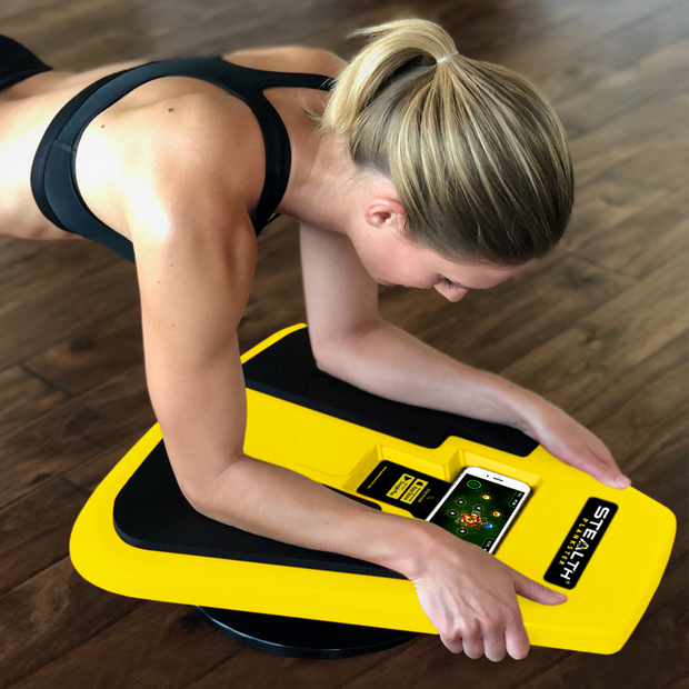 PLANKSTER STEALTH CORE TRAINER